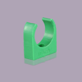 Pipe clamp collar