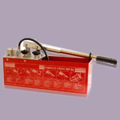 Pompa per prove di pressione